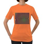 Spiral-Abnorm%2001-601877 Women s Dark T-Shirt