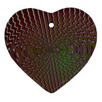 Spiral-Abnorm%2001-601877 Heart Ornament (Two Sides)