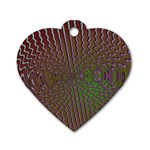 Spiral-Abnorm%2001-601877 Dog Tag Heart (Two Sides)