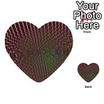 Spiral-Abnorm%2001-601877 Multi-purpose Cards (Heart)