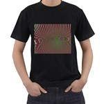 Spiral-Abnorm%2001-601877 Black T-Shirt