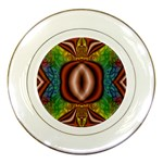 Toxic_Wave-838095 Porcelain Plate