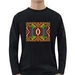 Toxic_Wave-838095 Long Sleeve Dark T-Shirt