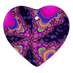 World-of-fun-02-725794 Heart Ornament (Two Sides)