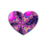 World-of-fun-02-725794 Rubber Coaster (Heart)