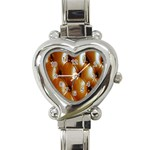 wallpaper_15630 Heart Italian Charm Watch