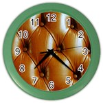 wallpaper_15630 Color Wall Clock