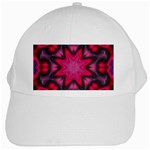 X_Red_Party_Style-777633 White Cap