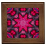 X_Red_Party_Style-777633 Framed Tile