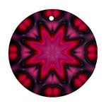 X_Red_Party_Style-777633 Ornament (Round)