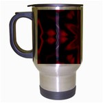 X_Red_Party_Style-777633 Travel Mug (Silver Gray)