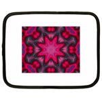 X_Red_Party_Style-777633 Netbook Case (Large)