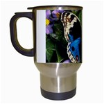 butterfly_4 Travel Mug (White)