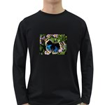 butterfly_4 Long Sleeve Dark T-Shirt