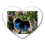 butterfly_4 Mousepad (Heart)