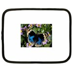 butterfly_4 Netbook Case (XL)