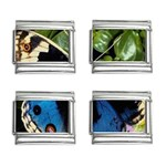 butterfly_4 9mm Italian Charm (4 pack)