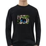 butterfly_4 Long Sleeve Dark T-Shirt