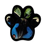 butterfly_4 Magnet (Paw Print)