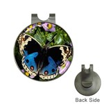 butterfly_4 Golf Ball Marker Hat Clip