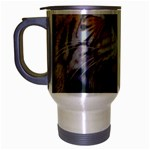 wallpaper_15015 Travel Mug (Silver Gray)