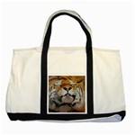 wallpaper_15015 Two Tone Tote Bag