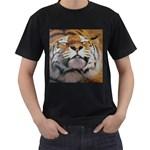 wallpaper_15015 Black T-Shirt