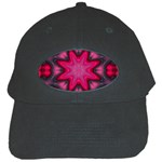 X_Red_Party_Style-777633 Black Cap