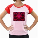 X_Red_Party_Style-777633 Women s Cap Sleeve T-Shirt