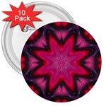 X_Red_Party_Style-777633 3  Button (10 pack)