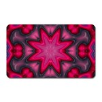 X_Red_Party_Style-777633 Magnet (Rectangular)