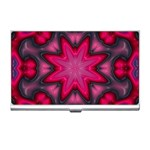 X_Red_Party_Style-777633 Business Card Holder