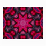 X_Red_Party_Style-777633 Glasses Cloth (Small)