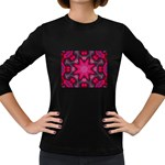 X_Red_Party_Style-777633 Women s Long Sleeve Dark T-Shirt