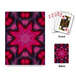 X_Red_Party_Style-777633 Playing Cards Single Design