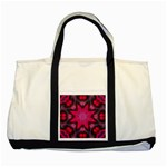 X_Red_Party_Style-777633 Two Tone Tote Bag
