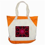 X_Red_Party_Style-777633 Accent Tote Bag