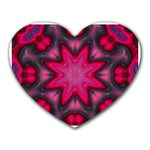 X_Red_Party_Style-777633 Mousepad (Heart)