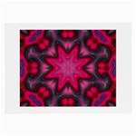 X_Red_Party_Style-777633 Glasses Cloth (Large)
