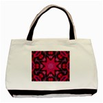 X_Red_Party_Style-777633 Classic Tote Bag (Two Sides)