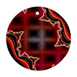 XtrStylez-565483 Round Ornament (Two Sides)