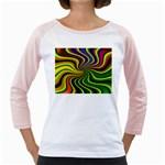 hippy-550591 Girly Raglan