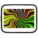 hippy-550591 Netbook Case (XL)