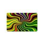 hippy-550591 Magnet (Name Card)