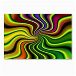 hippy-550591 Postcards 5  x 7  (Pkg of 10)