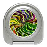 hippy-550591 Travel Alarm Clock