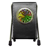 hippy-550591 Pen Holder Desk Clock
