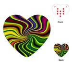 hippy-550591 Playing Cards (Heart)