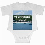 Personalised Photo Infant Creeper
