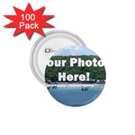 Personalised Photo 1.75  Button (100 pack)